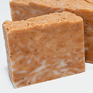 All Natural Bar Soap Soothes and Protects the Skin